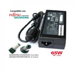 Cargador Fujitsu/Siemens compatible 20v 3,25A