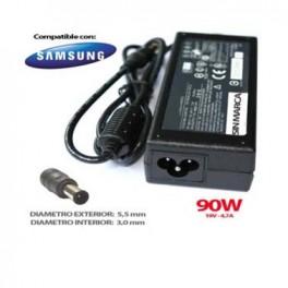Cargador Samsung compatible 19v 4,74A