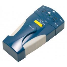 Detector de corriente, metal y madera