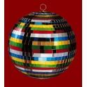 Bola de espejos 200mm colores