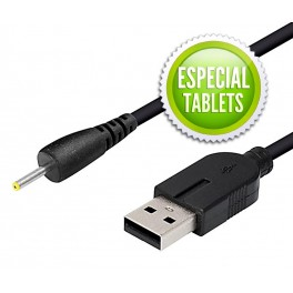 Cable USB especial tablet