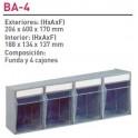 CONTENEDOR BASBOX 4