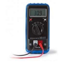 Medidor de impedancias
