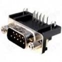 Conector sub-D 9 hembra C.I.