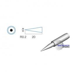 Punta 0,2 mm para RHRV7537