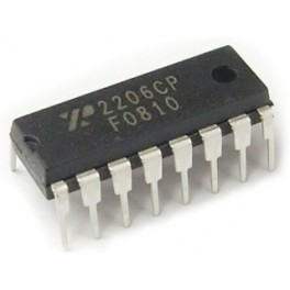 XR2206 CIRCUITO INTEGRADO