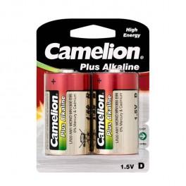 Pila alcalina LR20 Camelion