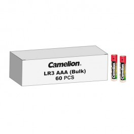 Pila alcalina AAA Camelion (GRANEL)