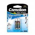 Pila digi-alcalina AAA Camelion