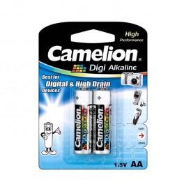 Pila digi-alcalina AA Camelion