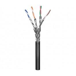 Cable S/FTP cat6 rígido exterior 100 METROS