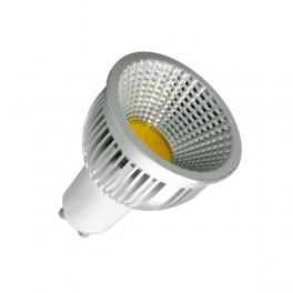 Lámpara led GU10 90º 5W COB