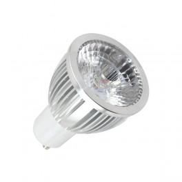 Lámpara led GU10 120º 5W colimadora
