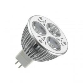 Lámpara led GU5.3 60º 3W 220V