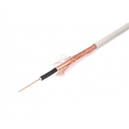 Cable coaxial TV carrete 100 metros