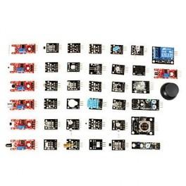 Kit de sensores para Arduino 37 en 1