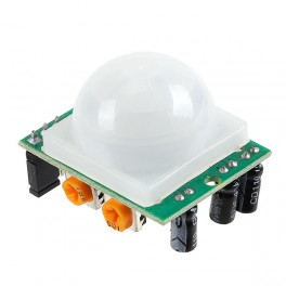 Sensor movimiento PIR compatible