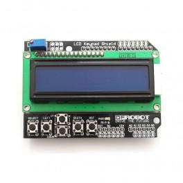 LCD Arduino shield compatible