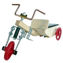 Triciclo solar