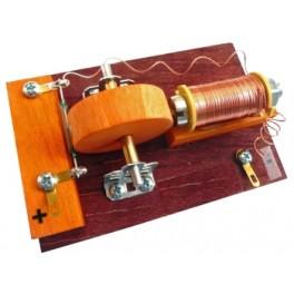 Motor eléctrico tipo rodillo
