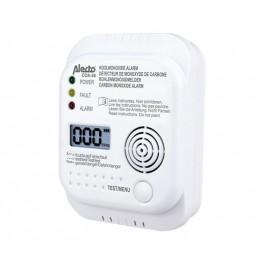 Detector monóxido de carbono con sirena