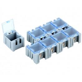 Caja componentes SMD