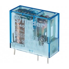 Mini relé standard 12VDC 1C