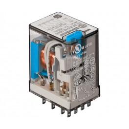 Relé industrial 12VDC 7A
