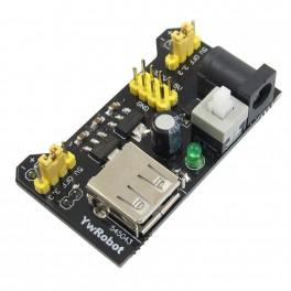 Módulo alimentación para protoboard arduino
