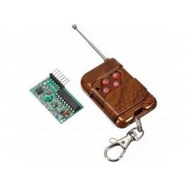 Kit radiocontrol para arduino