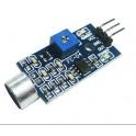 Módulo sensor acústico