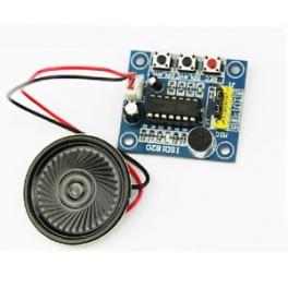 Módulo grabador y reproductor de voz