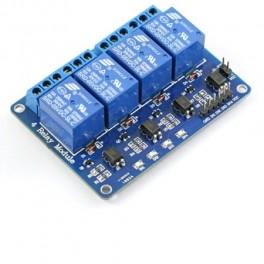 Módulo 4 relés 5v arduino