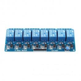 Módulo 8 relés 5v arduino
