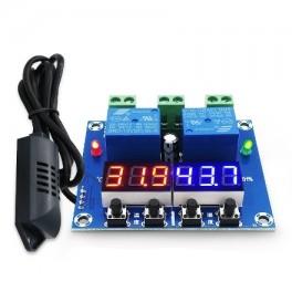 Módulo control temperatura y humedad