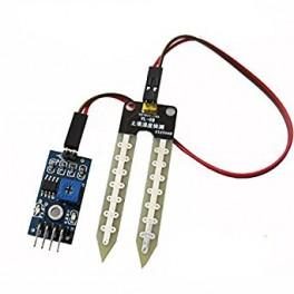 Sensor de humedad suelo arduino