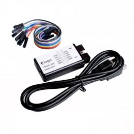 Analizador lógico 8 canales USB