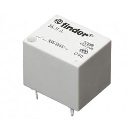 Mini relé standard 9VDC 1C