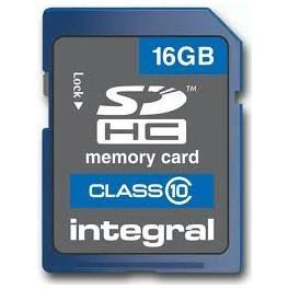 TARJETA SD 4GB INTEGRAL