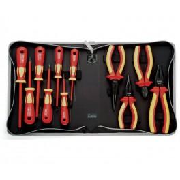 Estuche herramientas electricista