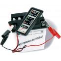 Comprobador de carga baterías de Plomo