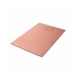 Placa fibra de vidrio 1C 250x330