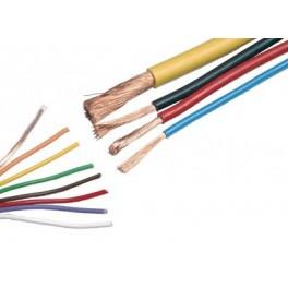 Cable unipolar línea 1mm azul
